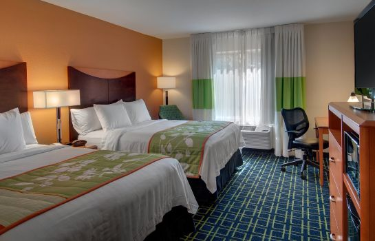 Zimmer Fairfield Inn & Suites Seattle Bellevue/Redmond
