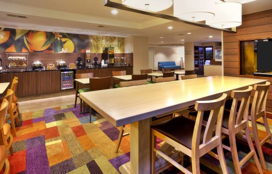 Restaurant Fairfield Inn Ann Arbor