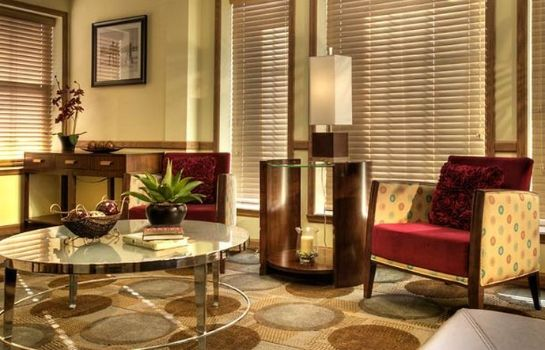 Hotelhalle TownePlace Suites Detroit Livonia
