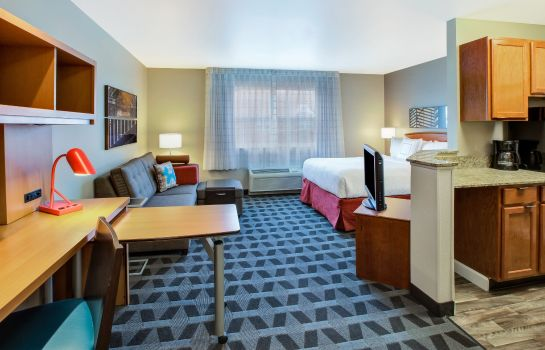 Zimmer TownePlace Suites Detroit Livonia