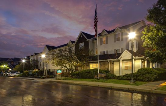 Exterior view TownePlace Suites Columbus Worthington