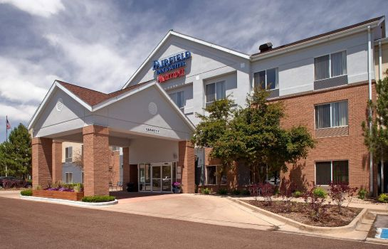 Außenansicht Fairfield Inn & Suites Denver North/Westminster