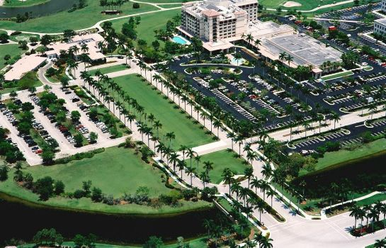 Außenansicht Fort Lauderdale Marriott Coral Springs Hotel Golf Club & Convention Center
