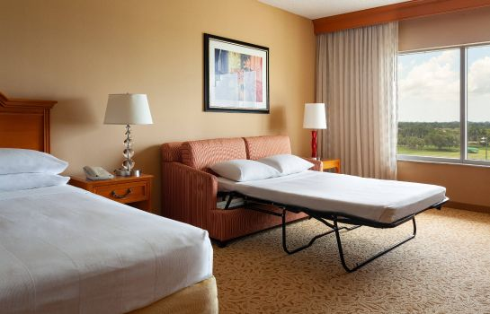 Zimmer Fort Lauderdale Marriott Coral Springs Hotel & Convention Center