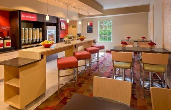 Restaurant TownePlace Suites Columbus Worthington