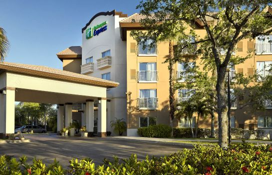 Außenansicht Holiday Inn Express & Suites NAPLES DOWNTOWN - 5TH AVENUE