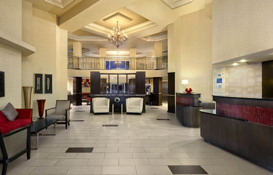 Hotelhalle Holiday Inn Express & Suites NAPLES DOWNTOWN - 5TH AVENUE