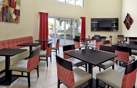 Restaurant Holiday Inn Express & Suites NAPLES DOWNTOWN - 5TH AVENUE