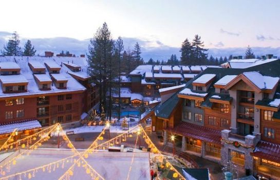 Außenansicht Grand Residences by Marriott Lake Tahoe - studios 1 & 2 bedrooms