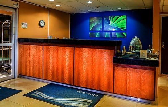 Hotelhalle Fairfield Inn & Suites Denver North/Westminster