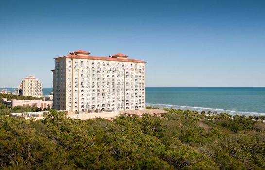 Exterior view Myrtle Beach Marriott Resort & Spa at Grande Dunes