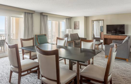 Suite Myrtle Beach Marriott Resort & Spa at Grande Dunes