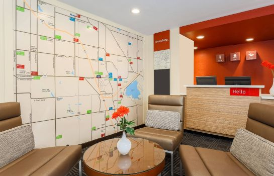 Hotelhalle TownePlace Suites Denver Southeast