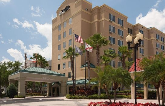 Außenansicht SpringHill Suites Orlando Convention Center/International Drive Area
