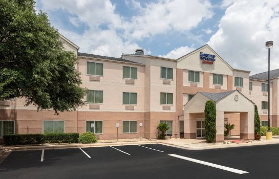 Außenansicht Fairfield Inn & Suites Austin South