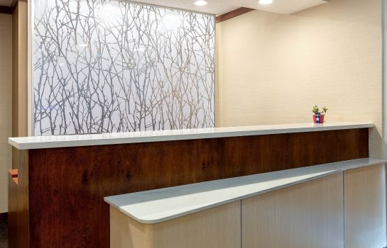 Hotelhalle Fairfield Inn & Suites Austin South