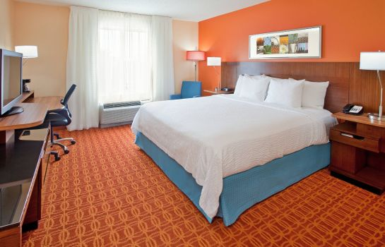 Zimmer Fairfield Inn & Suites Austin South