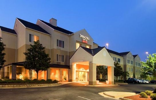 Vista exterior Montgomery Inn and Suites