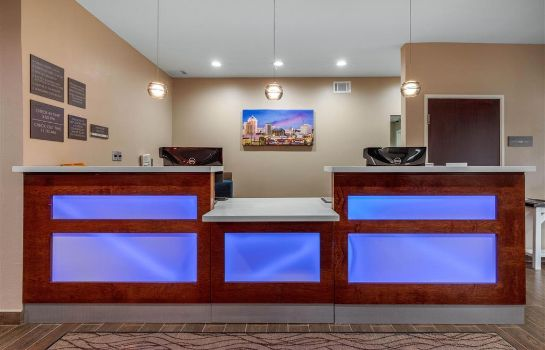 Vestíbulo del hotel Comfort Inn and Suites Montgomery East C