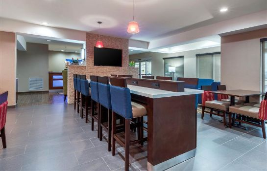 Restaurante Comfort Inn and Suites Montgomery East C
