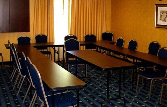 Sala de reuniones Montgomery Inn and Suites