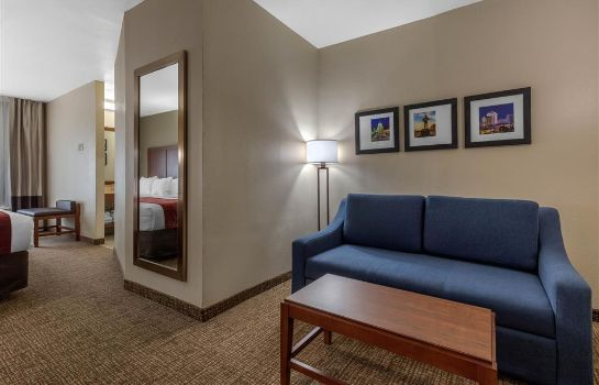 Habitación Comfort Inn and Suites Montgomery East C