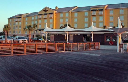 Außenansicht SpringHill Suites Charleston Downtown/Riverview