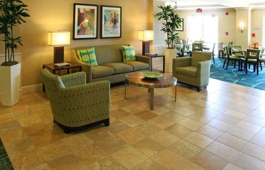 Hotelhalle SpringHill Suites Charleston Downtown/Riverview