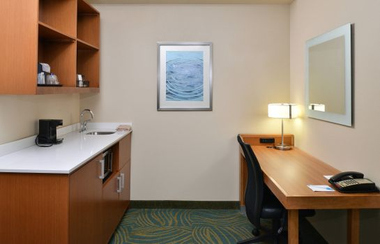 Suite SpringHill Suites Charleston Downtown/Riverview
