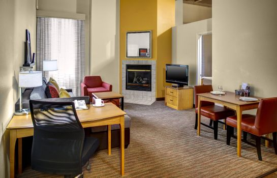 Suite Residence Inn Atlanta Midtown/Peachtree at 17th