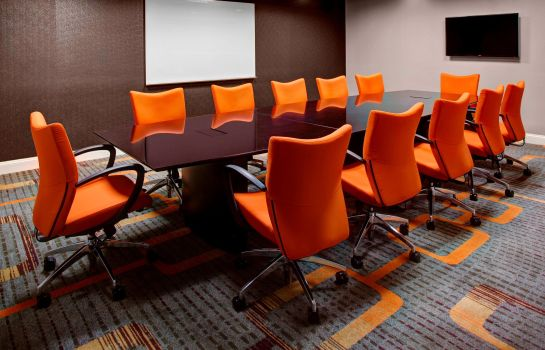 Conference room Residence Inn Atlanta Midtown/Peachtree at 17th