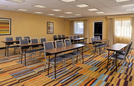 Conference room Fairfield Inn & Suites Kenner New Orleans Airport