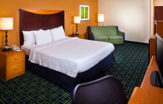 Room Fairfield Inn & Suites Kenner New Orleans Airport
