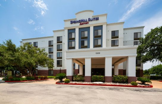 Buitenaanzicht SpringHill Suites Austin Northwest/The Domain Area