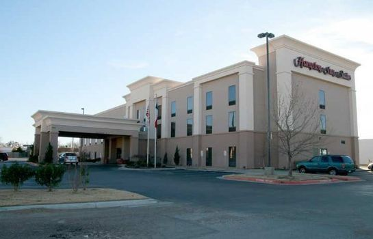 Außenansicht Hampton Inn - Suites Amarillo West