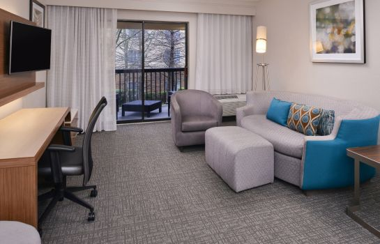 Suite Courtyard Beaumont