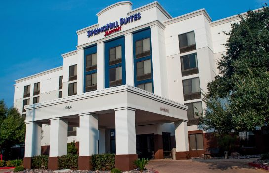 Außenansicht SpringHill Suites Austin Northwest/The Domain Area
