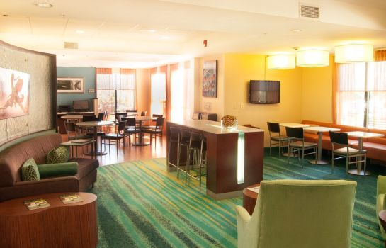 Hotelhalle SpringHill Suites Austin Northwest/The Domain Area