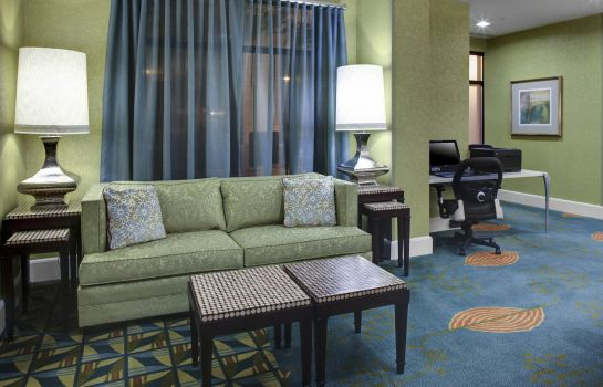 Hall SpringHill Suites Memphis Downtown