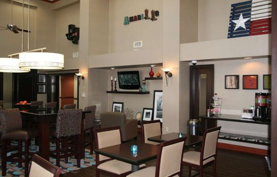 Hotelhalle Hampton Inn - Suites Amarillo West