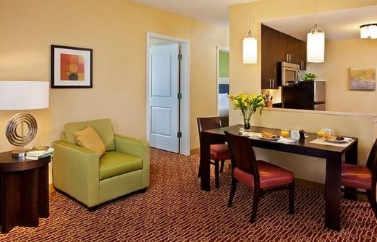 Room TownePlace Suites Cleveland Airport