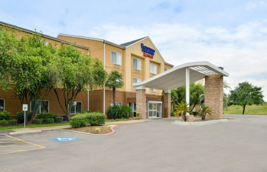 Außenansicht Fairfield Inn & Suites Beaumont