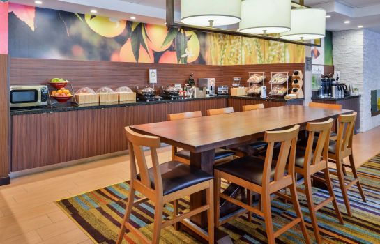 Restaurant Fairfield Inn & Suites Beaumont