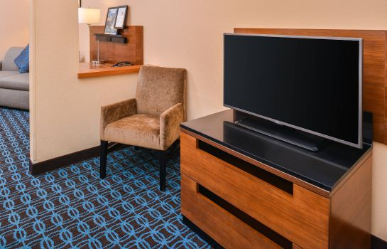 Suite Fairfield Inn & Suites Beaumont
