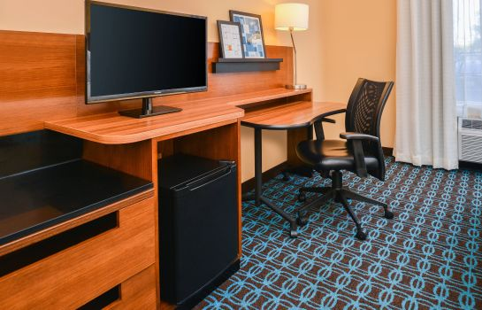 Zimmer Fairfield Inn & Suites Beaumont