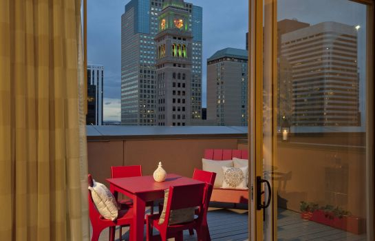 Suite Courtyard Denver Downtown