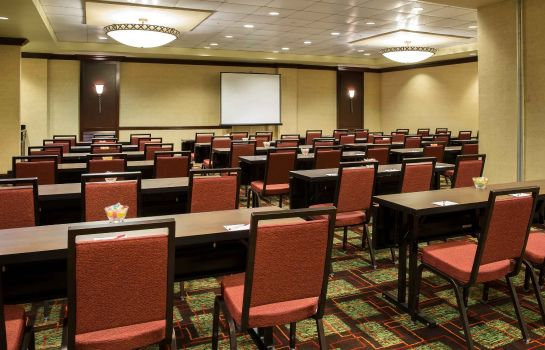 Conference room Residence Inn Miami Aventura Mall