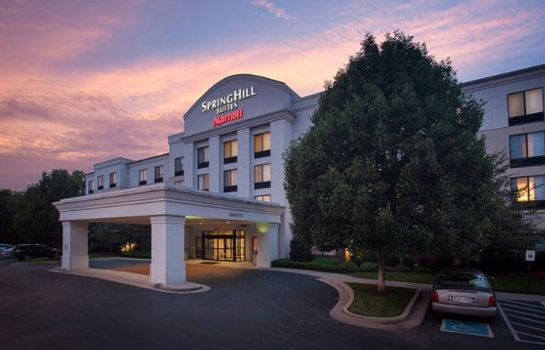 Vista exterior SpringHill Suites Lexington Near the University of Kentucky