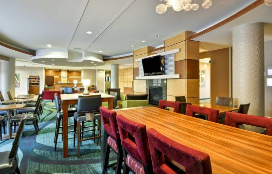 Hotelhalle SpringHill Suites Lexington Near the University of Kentucky
