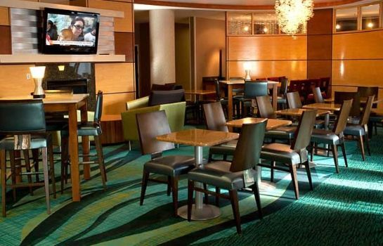 Restaurante SpringHill Suites Lexington Near the University of Kentucky